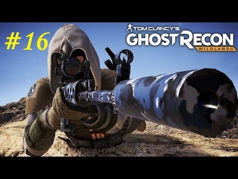 LeV   CZ&SK   Ghost Recon Wildlands   #16   Nesnáším sledovačky   4K