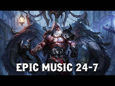 Best Of Epic Music ? Live Stream 24/7 | Powerful Music | Music For Working | Epic Battle Music