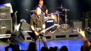 Danko Jones - Full Of Regret Live In Montreal - May 14, 2010