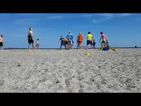 Beachsoccer am Wulfener Hals