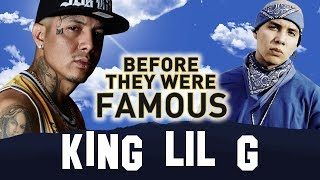 KING LIL G | Before They Were Famous | BIOGRAPHY