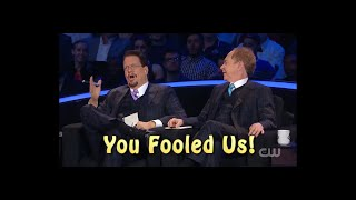 Penn and Teller totally fooled by Stuart MacDonald on Fool Us!