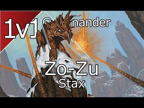 Jolt - Commander - Sen Triplets, Filibuster Time! vs Ruric