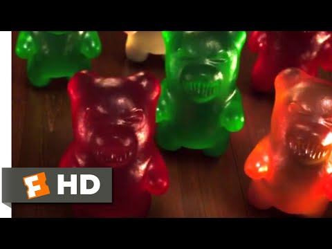 Goosebumps 2: Haunted Halloween (2018) - Evil Gummi Bears Scene (7/10) | Movieclips
