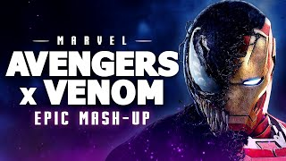 Avengers  Venom Trailer Music Mash Up (Avenomgers)