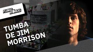 Visitamos La Tumba De Jim Morrison En París