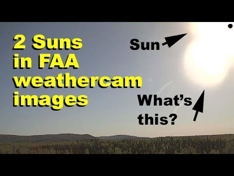 The Final Days - 2 Suns? - Is Sun Simulator Causing Very Dangerous UV Radiation? - (44 Reading!) 10 Plus Is Extreme