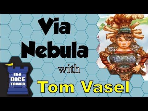 Via Nebula Review - with Tom Vasel