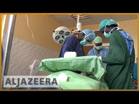 🇸🇸 Surgeon serving 200,000 in South Sudan wins UN refugee award | Al Jazeera English