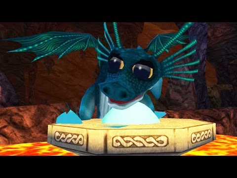 How To Train Your Dragon - School of Dragons - Tide Glider Egg [Part 20] [iPad/Android]