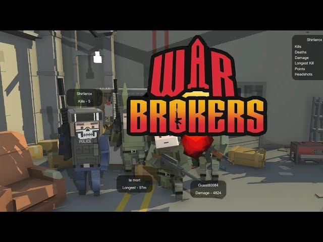 WarBrokers Video 2