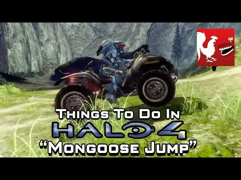 Here's The Best Way To Travel In Halo 4's Mongoose