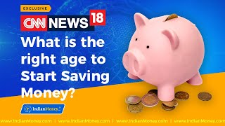 What is the right age to Start Saving Money?   Money Doctor Show English   EP 193