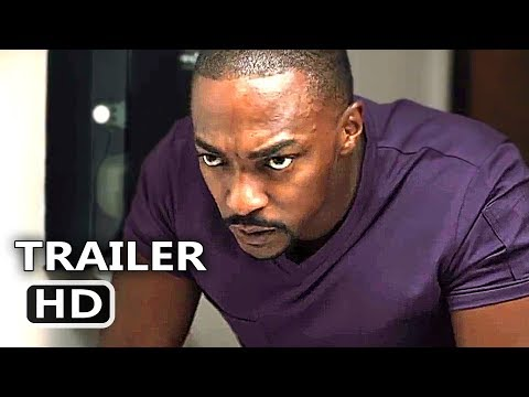 POINT BLANK Official Trailer (2019) Anthony Mackie Netflix Action Movie HD