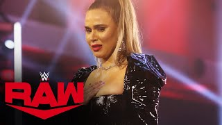 After Lana cost him the WWE Championship at WWE Backlash, The All Mighty seemingly brings his marriage to an end. #WWERaw WWE Network | Subscribe now: http://wwe.yt/wwenetwork