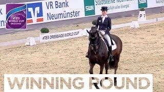 Helen Langehanenberg s'impose par deux fois à Neumunster