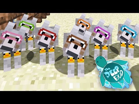 Minecraft Walkthrough - The Turtle Prank w/ ItsFunneh & the