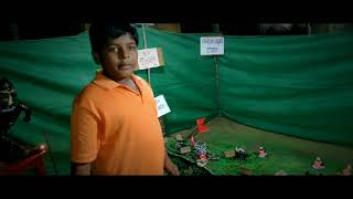 preview picture of video 'Shivneri Fort| किल्ले शिवनेरी| Constructed & Explained by Kid'
