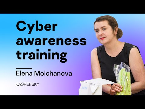 Cyber awareness training: applying the newest trends from business ...