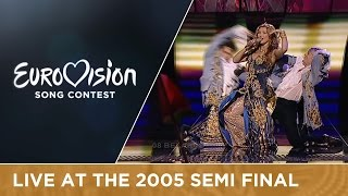 Самые провальные выступления на конкурсе Евровидения (Часть 1)