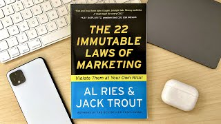 Marketing for Software Developers: The 22 Immutable Laws of Marketing Review