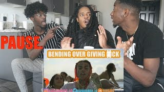 REACTING TO GAY HIP HOP 5