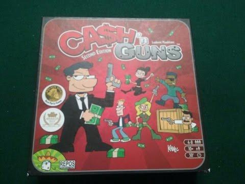 Christian Aventure Game Reviews Ca$h n Guns!