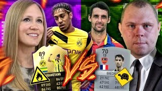 THE FASTEST TEAM VS THE SLOWEST TEAM IN FIFA 17 W/ MARSHALL89HD !
