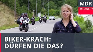Motorrad - Gibt es ein Recht auf Lärm?
