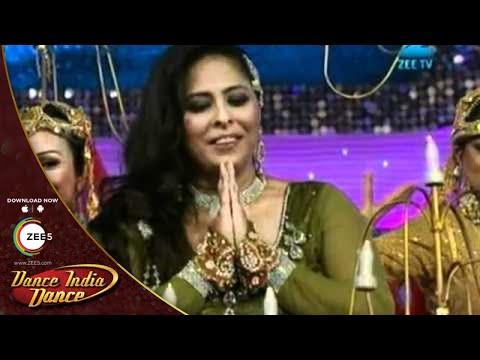 Dance India Dance Season 3 April 08 '12 - Geeta Kapoor