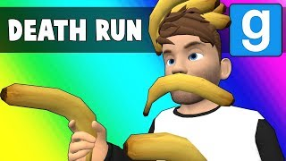 Gmod Death Run Funny Moments - Super Monkey Ball Map! (Garry