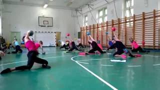 Cseresnyés Beáta BEACTIVE - Kreatív és Hatékony Edzés Body-Ball-lal - Workshop