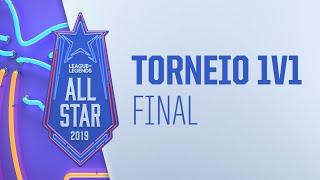 All-Star - Dia 3 | Torneio 1v1 - Final