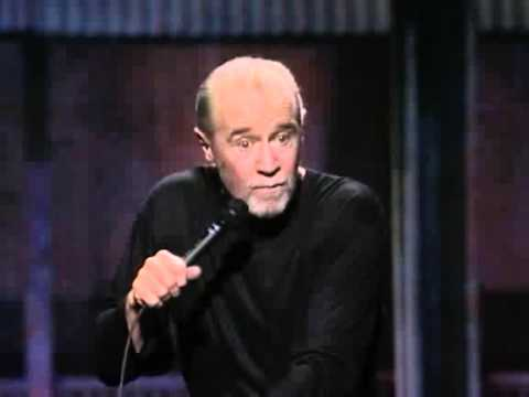 George Carlin talks straight about homeless problem in the US