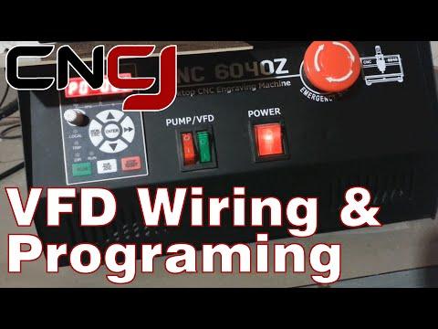 Video CNC 6040 -