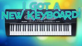 I Got a New Piano Keyboard!