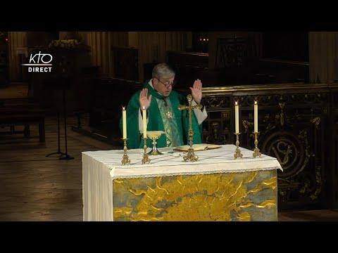 Messe du 19 novembre 2020 à Saint-Germain l'Auxerrois