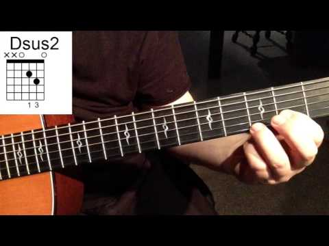 How To Play a D Chord On Guitar- Beginner Step By Step Lesson 2