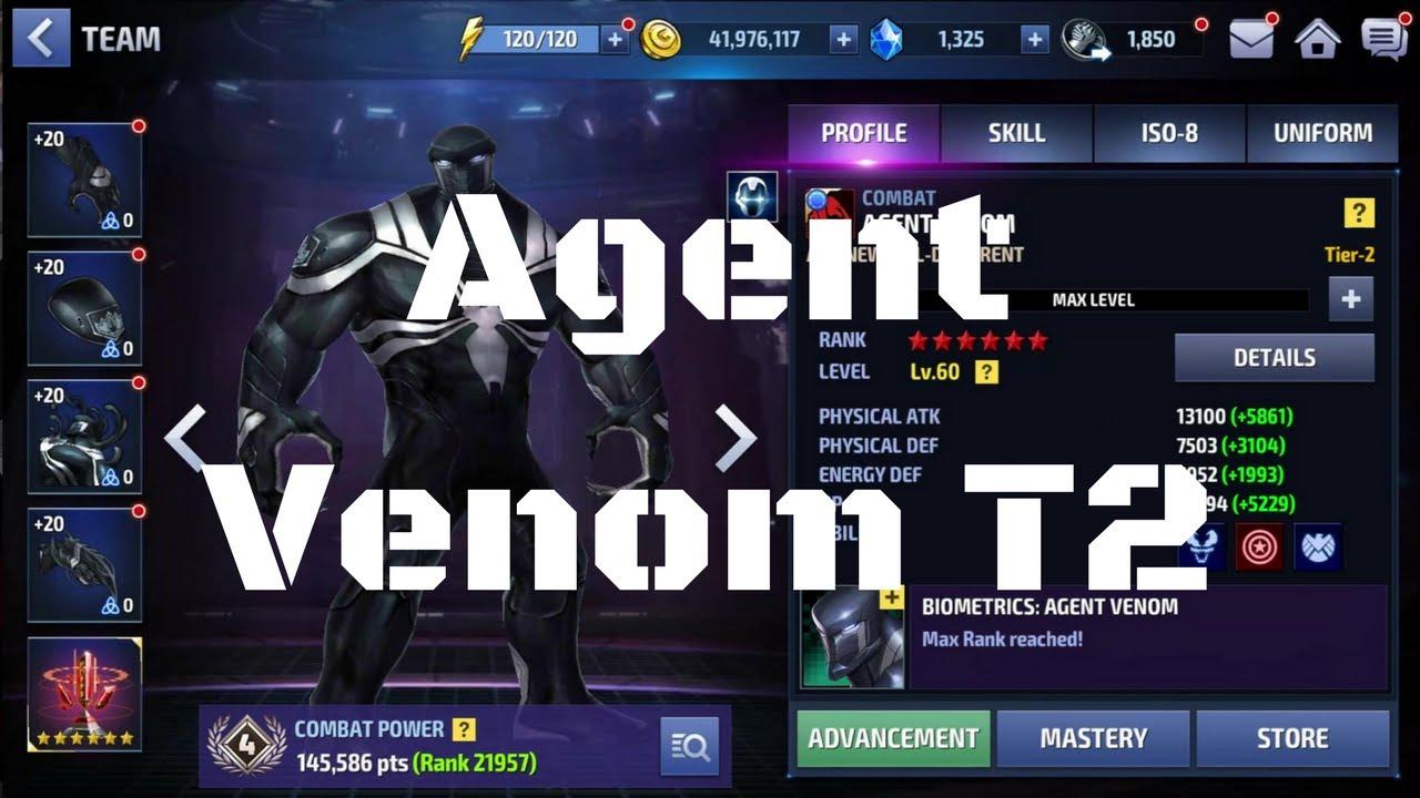 รีวิว Agent Venom T2