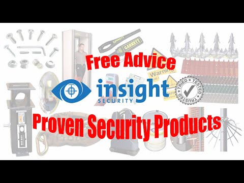 Best Security Products and Free Advice from insight-security