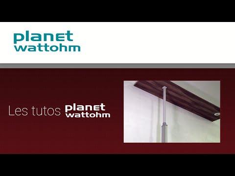 Planet Wattohm - Montage d'une colonne
