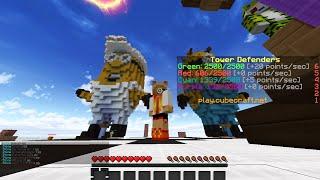 MAPA DE MINIONS!! :O // Towers Defender con PetryWoman