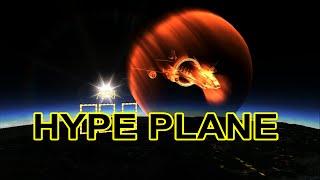 KSP - Hype Plane 0.90 - Part 1