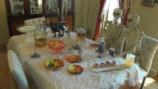 Halloween Decorating Ideas: Haunted House