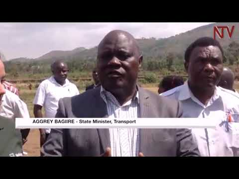 Suspended cable bridge opened up in Manafwa