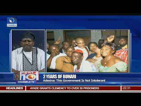 2 Years Of Buhari: This Government Is Not intolerant -- Adeshina