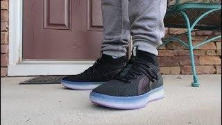 Puma Clyde Court Ignite Basketball Sneaker Detailed Review On Feet  Puma   SneakerHead  Puma 74378a78a