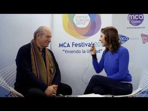 Entrevista a Pedro Engel en MCA Festival 2019
