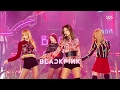 BLACKPINK 불장난 PLAYING WITH FIRE 교차편집