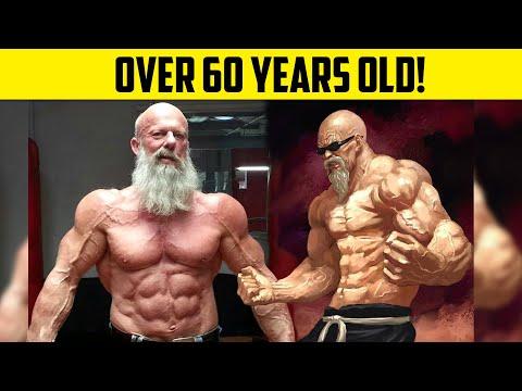 10 oudste bodybuilders ter wereld